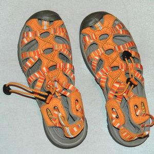 KEEN Walking Hiking Sandal Shoes Sz 7.5 Cute VGC
